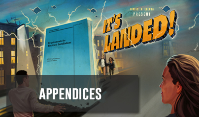 18th Edition - Changes to Appendices