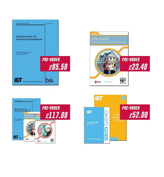 18th Edition Publications module