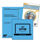 18th Edition Online Full Course + Regulations Book + Site Guide