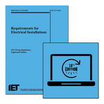 18th Edition Online Update Course + Regulations Book