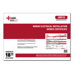 DIS - Minor Electrical Installation Works Certificate - DMP18