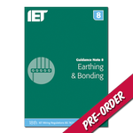 IET Guidance Note 8: Earthing and Bonding | 18th Edition