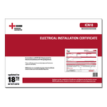 AC - Electrical Installation Certificates - ICN18