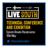 NICEIC & ELECSA Live South | Epsom Downs Racecourse | 16th May 2019