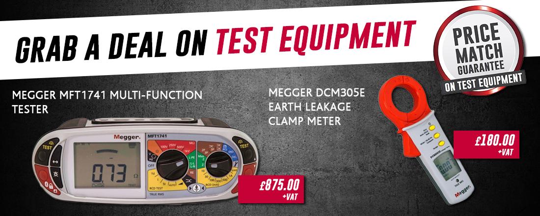 Test Equipment slide