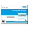 ELECSA Electrical Danger Notification Form - XNE18