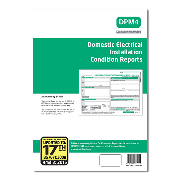 Test Certificate Format For Electrical Installation Best Design