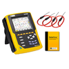 CHAUVIN ARNOUX CA8336 Power and Energy Quality Analyser with DataView software + 4 Free Ampflex A193 Clamps