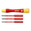 WIHA Fine screwdriver set PicoFinish® slimVario® electric