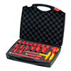 WIHA Ratchet wrench set insulated 1/2""