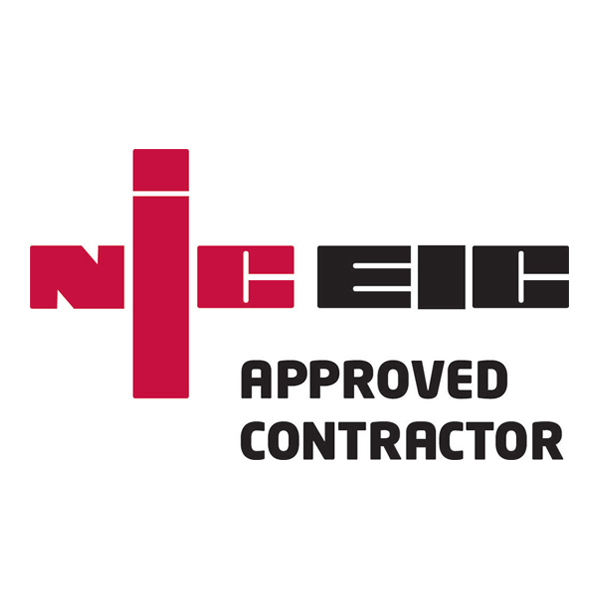 Image result for NICEIC Approved Contractor