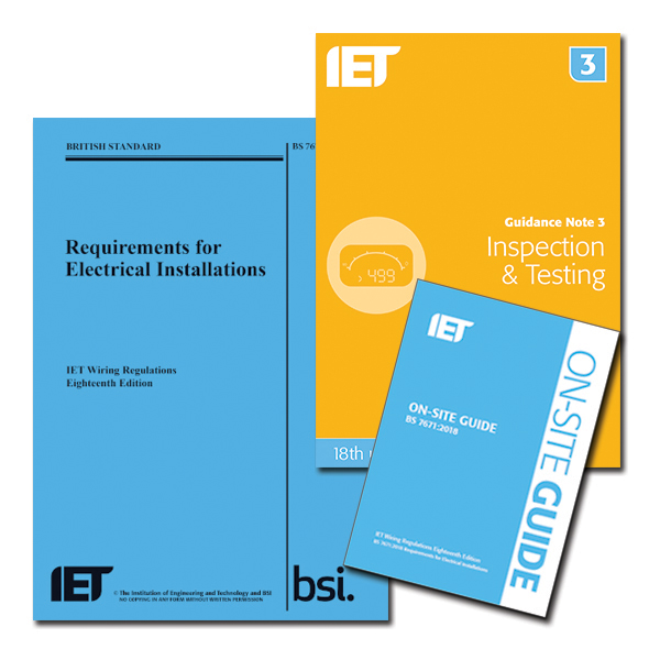 Amazing 18Th Edition Wiring Regulations Iet On Site Guide Iet Guidance Wiring Database Wedabyuccorg