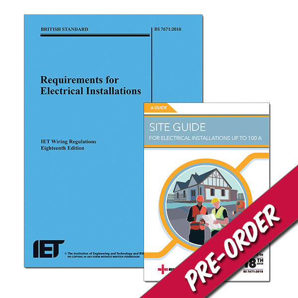 18th edition wiring regulations niceic site guide rh shop niceic com domestic wiring regulations south africa domestic wiring regulations ireland