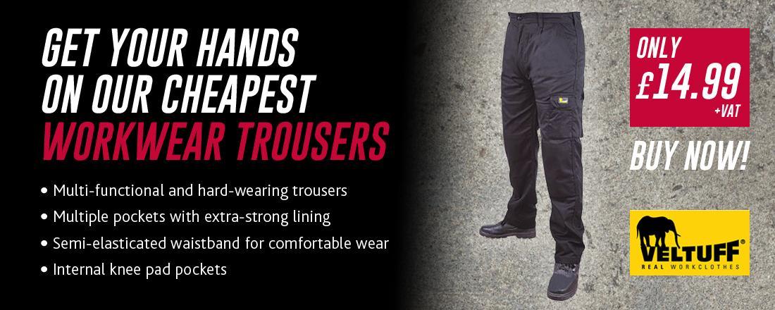 VELTUFF Trousers slide